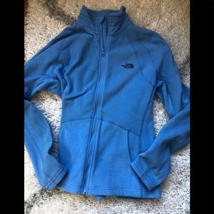 NORTH FACE • FLEECE ZIP UP• LIKE NEW